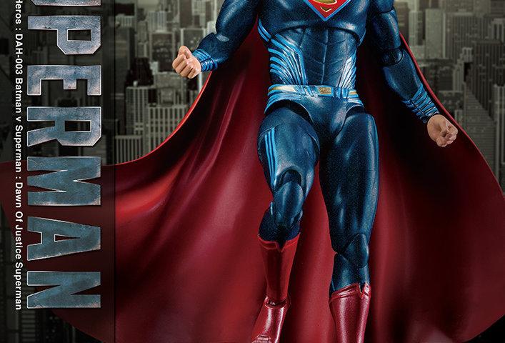BATMAN V SUPERMAN SUPERMAN DAH