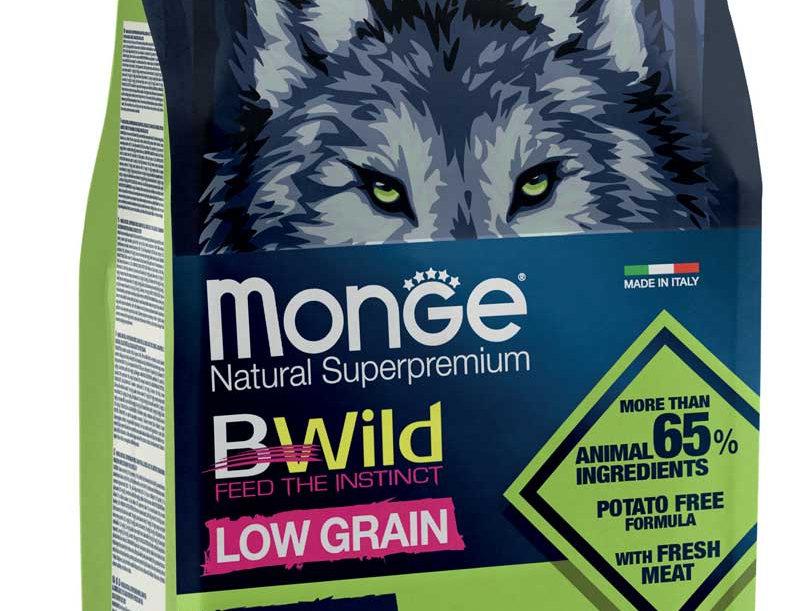 Low Grain – Cinghiale - All Breeds Adult    – Kg. 2,5