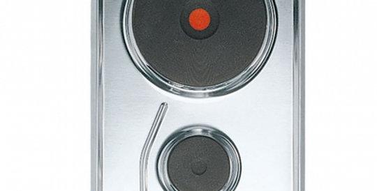 SMEG Piano cottura elettrico 30 CM