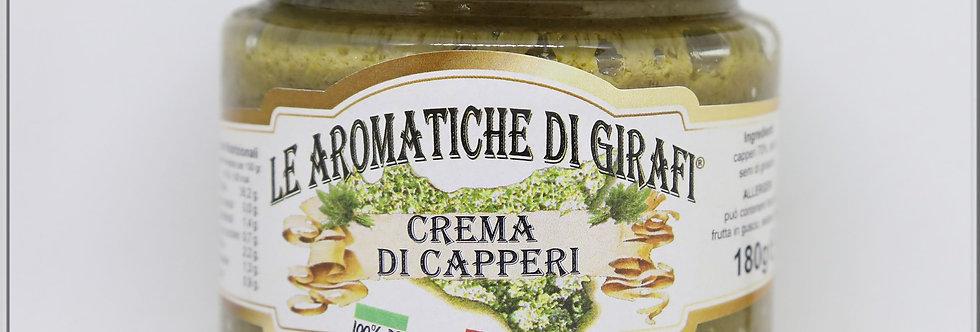 Crema di Capperi  180 Gr.