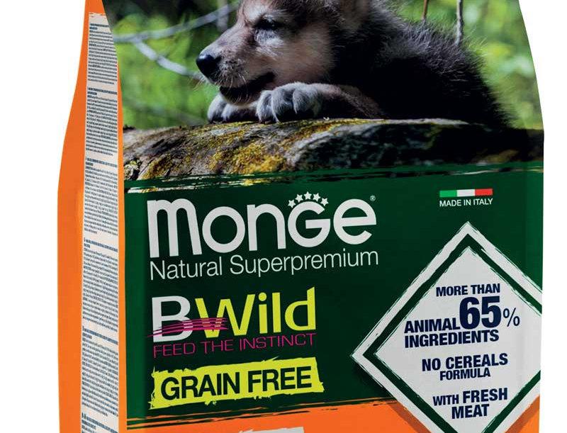 Grain Free – Anatra con Patate All Breeds Puppy & Junior  –  2,5 kg.