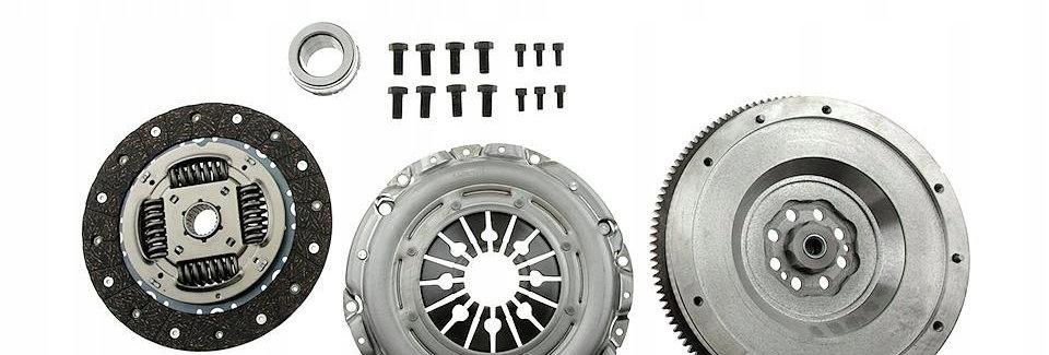 Kit Frizione + Volano Bimassa  Ford Mondeo -  Jaguar  Type