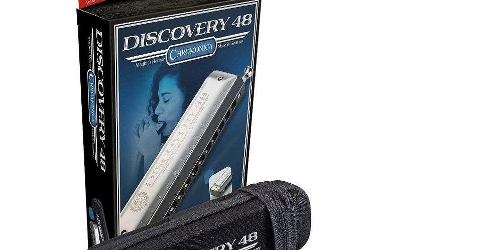 Armonica Hohner Cromatica Discovery48 DO 023249