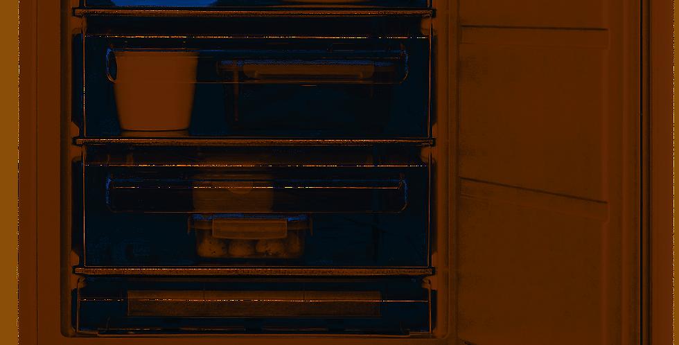 Congelatore ad incasso  Electrolux  A+