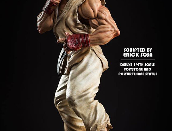 STREET FIGHTER RYU 1/4 STATUE