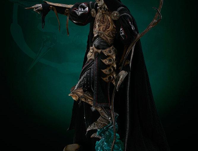 DEATH MASTER O/T UNDERWORLD PREM FORM FG