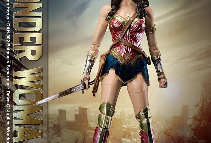 BATMAN V SUPERMAN WONDER WOMAN DAH