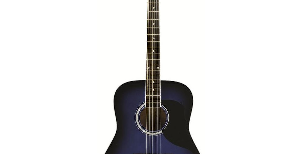 Chitarra acustica Eko Ranger 6 EQ blue