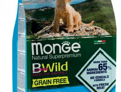 Grain Free – Acciughe con Patate e Piselli –  2,5 kg