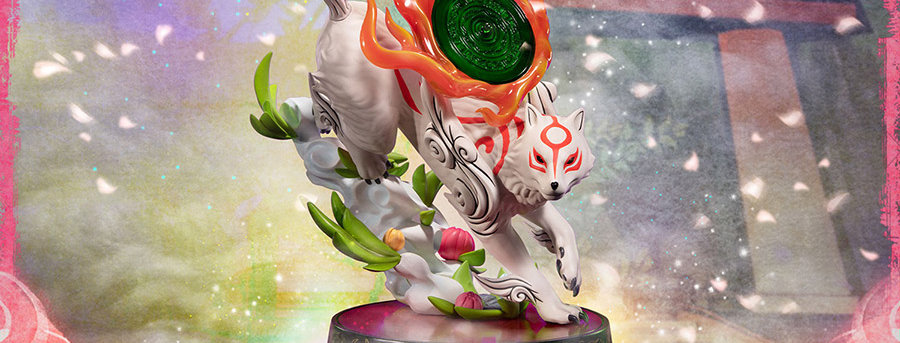 AMATERASU DIVINE DESCENT STATUE