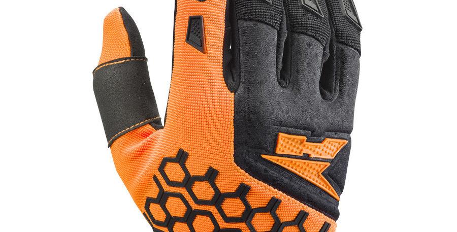 Guanti Axo Hexa - Arancione