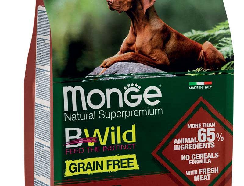 Grain Free – All Breeds Adult   Agnello con patate piselli   – Kg. 2,5
