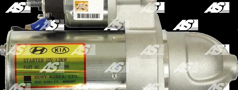 Motorino Avviamento Hyundai IX35 2.0