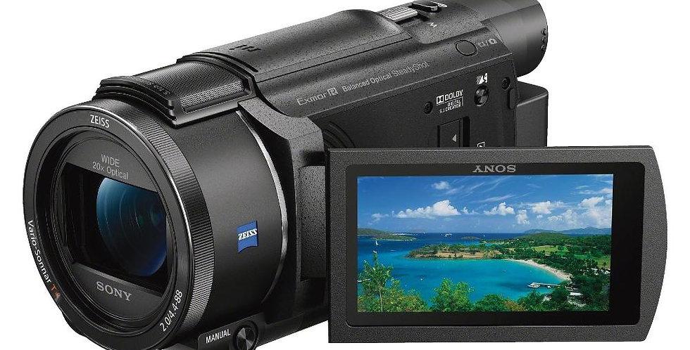 Videocamera Sony AX53 Handycam