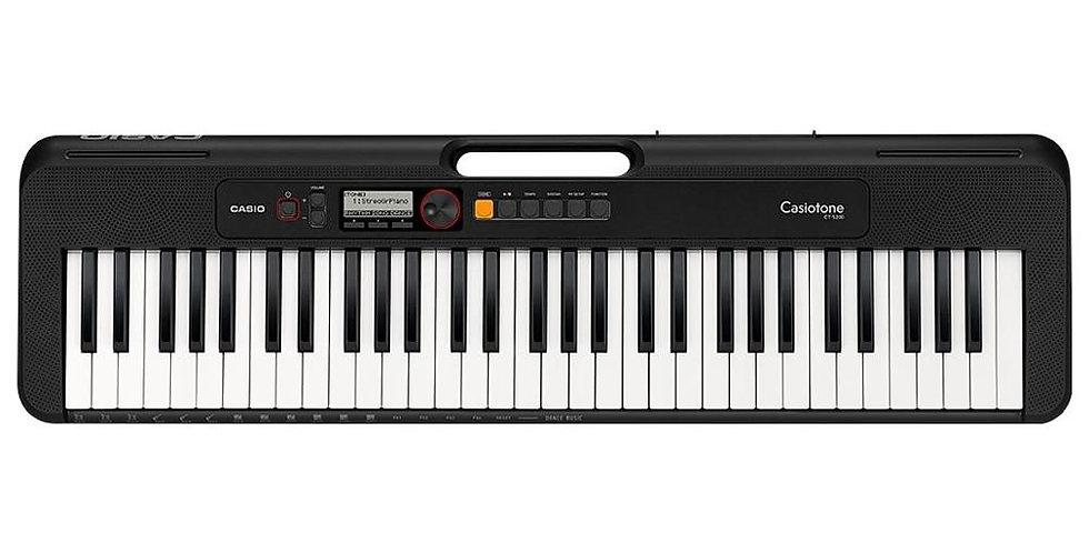 Tastiera musicale Casio CT-S200BK