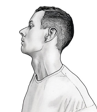 Mark Profile Website toronto illustrator