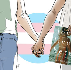 Love Lives Here by Amanda Jette Knox