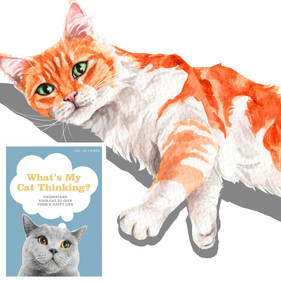 Book: What's My Cat Thinking?