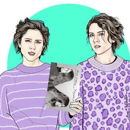Tegan and Sara High School