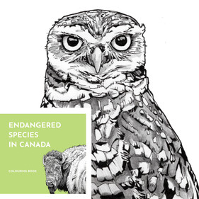 Colouring Book: Endangered Species in Canada