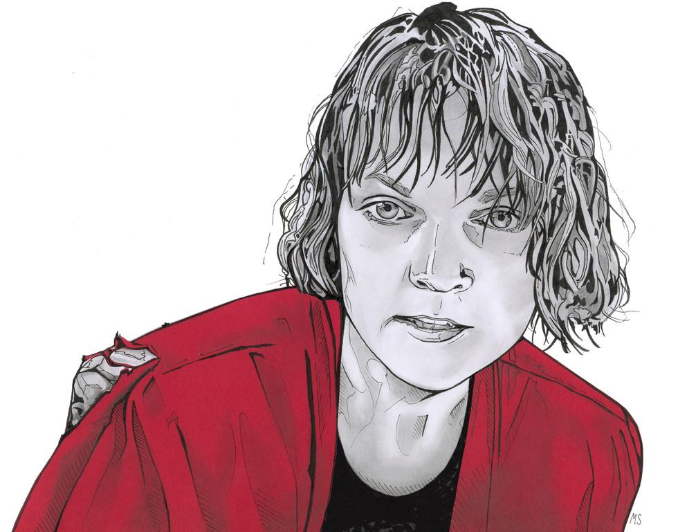 Phoebe O'Hara Portrait