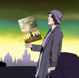 Midnight Train to Prague by Carol Windley