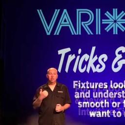 Vari-Lite Tricks and Tips: Timing Channels