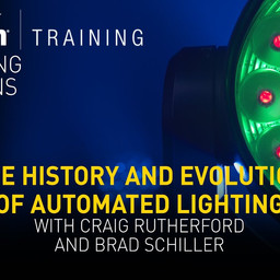 The History and Evolution of Automated Lighting