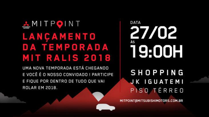 Rally com Liberdade 4x4.