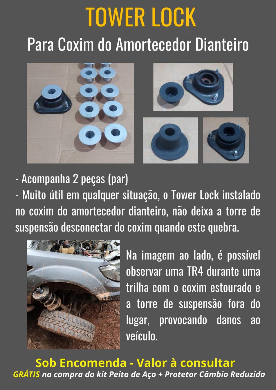 Tower Lock