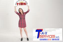 sarita holding tax time