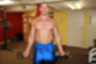 Personal Trainer Franklin TN. How to Standing biceps curl