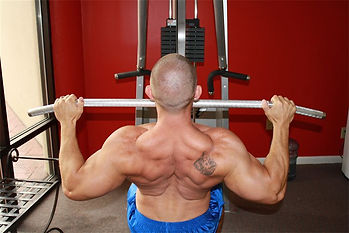 Personal Trainer Franklin TN. How to Lat Pulldown
