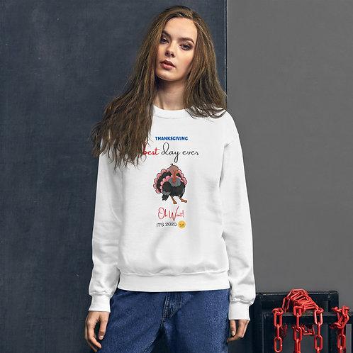 Unisex Sweatshirt | Thanksgiving 2020