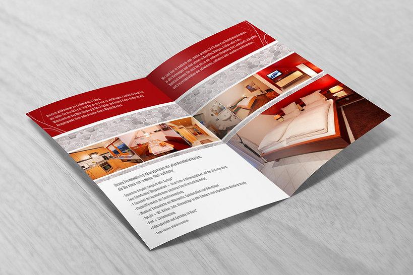 Feriendomizil Laura - Corporate Design