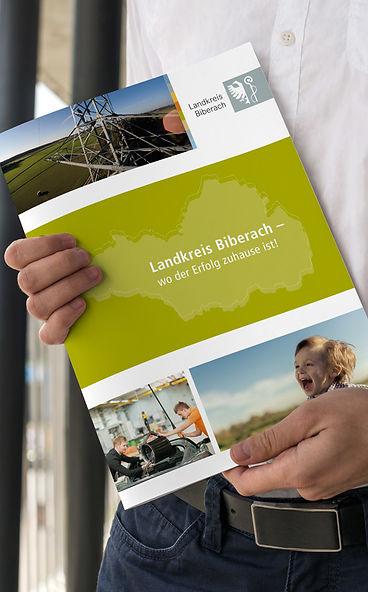 Cover Magazin Landkreis Biberach