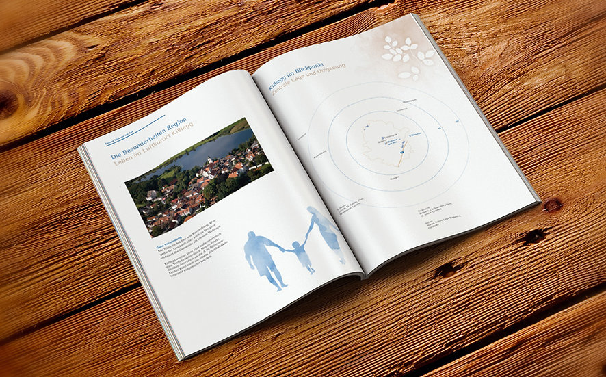 Südwestbank – Infobroschüre mit Mappe