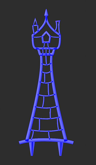 Trellis - Princess Tower