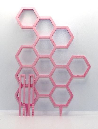 Trellis - Hexagons