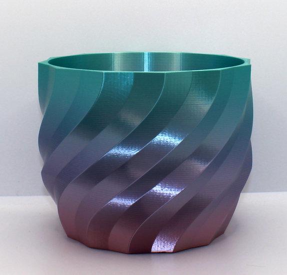 "5"" Planter - Swirled"