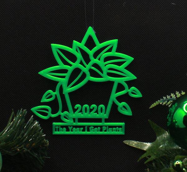 Ornament - Planter2020