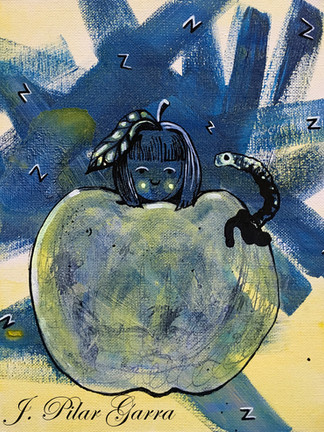 An Apple a Day * Artist Collection