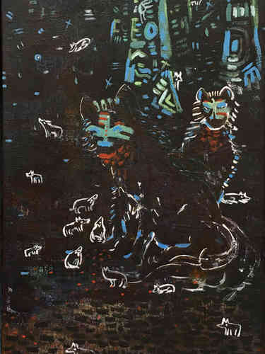 Ghosts in my Backyard * Artists Collection