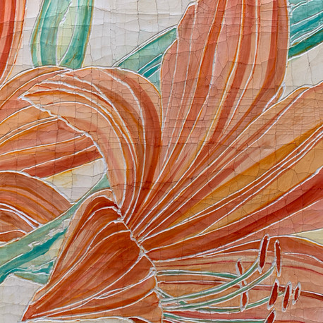 Russet Lilies  3