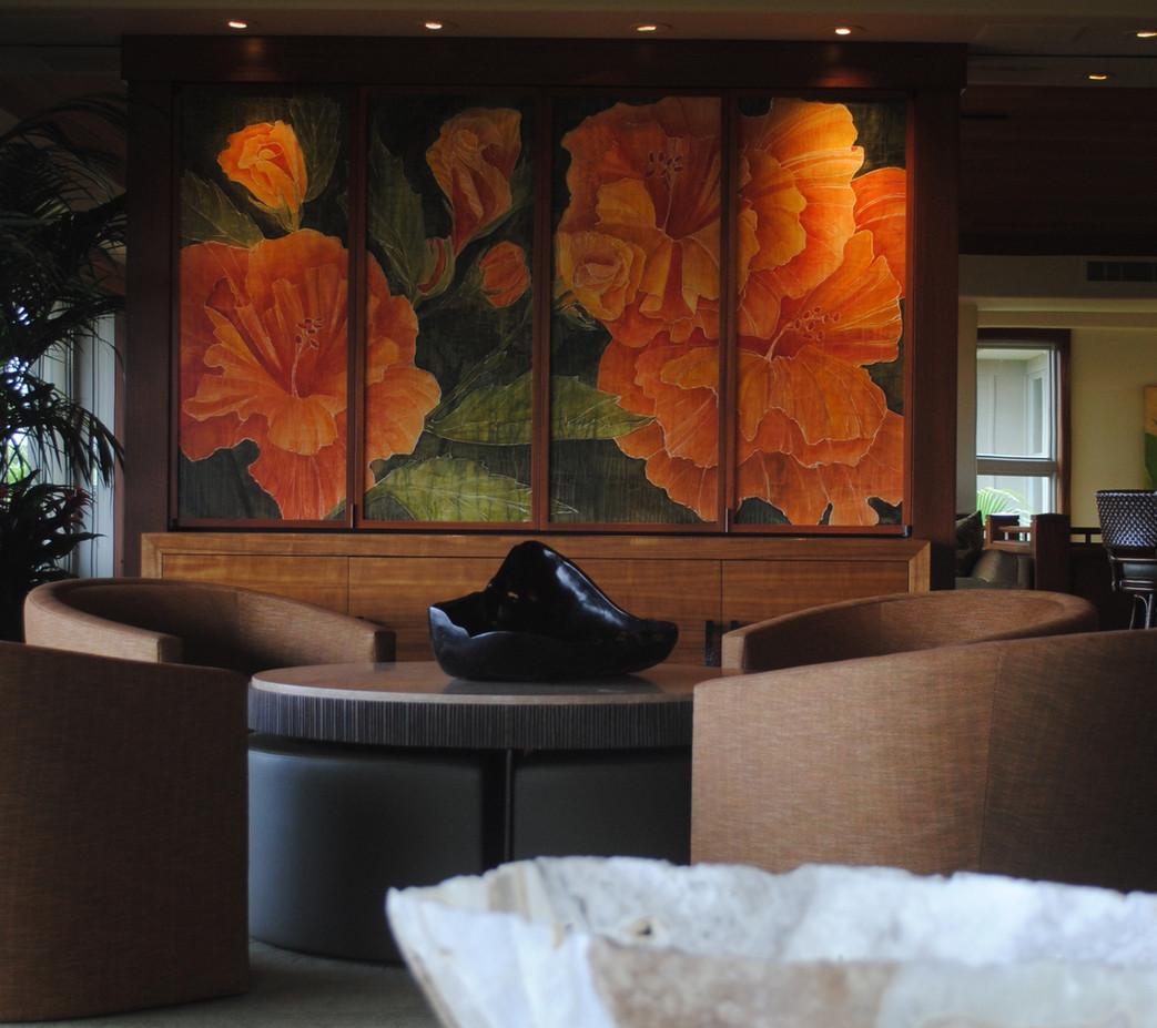 Orange Hibiscus Panels cropped.jpg
