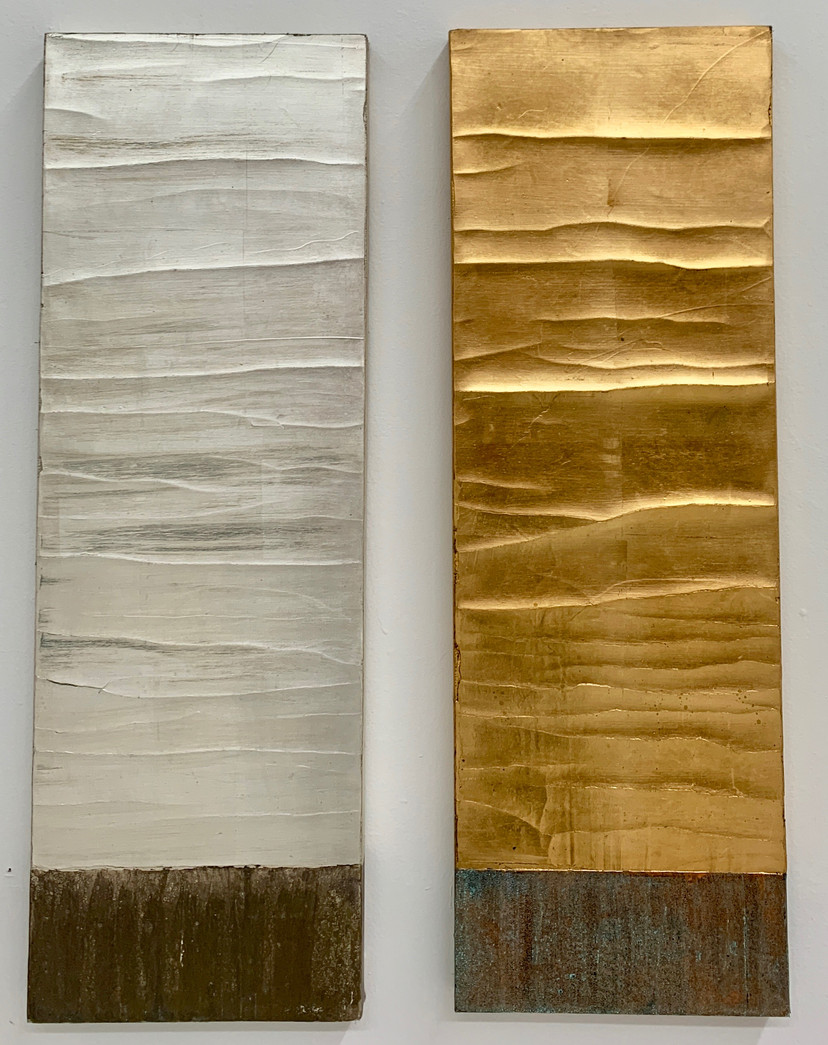 Silver and Golden Reeds