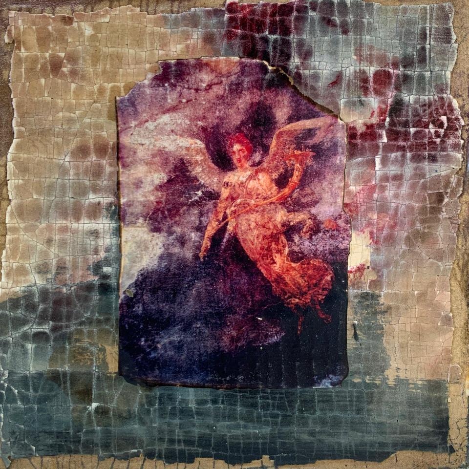 Pompeian Angel #2