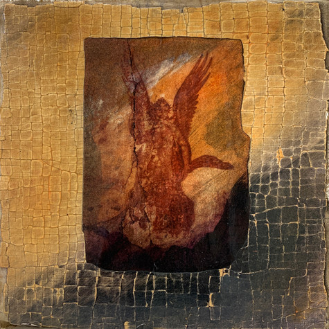 Pompeian Angel #3