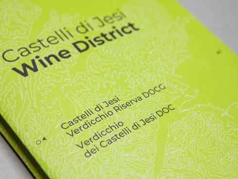Wine district.