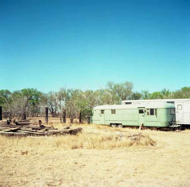 El Cosmico, Marfa, Texas, 2014